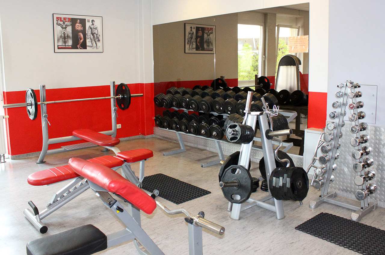 015 Fitness House Lindenthal